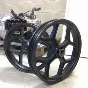 BMW K100 - una nuova sfida per Officine Metalliche Milano - foto #3