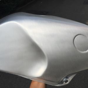 BMW K100 - una nuova sfida per Officine Metalliche Milano - foto #6