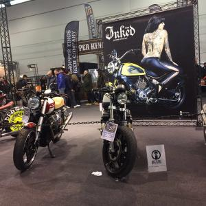 Nemesi @ LowRide Contest - MOTORBIKE EXPO VERONA - foto #1
