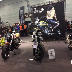 Nemesi @ LowRide Contest - MOTORBIKE EXPO VERONA - foto #2