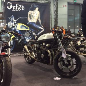 Nemesi @ LowRide Contest - MOTORBIKE EXPO VERONA - foto #5