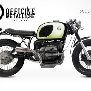 BMW R Series: i nostri rendering - foto #1