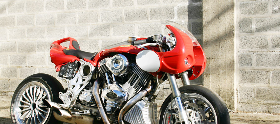 officine metalliche milano cafe racer moto custom bici